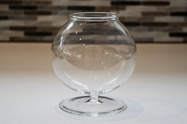 Dóza - malá koule s podstavcem (ruční výroba)